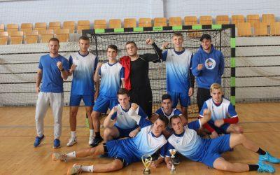 Uvrstitev na državno četrtfinalno tekmovanje v rokometu