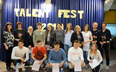 TALENT FEST 2019 na Ekonomski in trgovski šoli Brežice