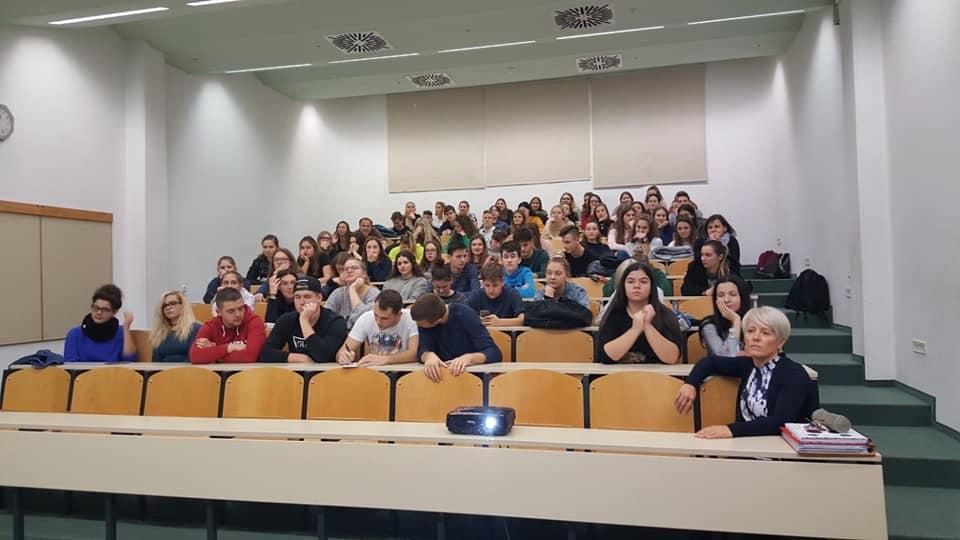 Erasmus+, Delovna praksa v tujini