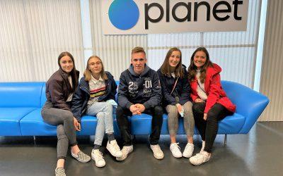 Ekipa »Lažnivci« iz SIC Brežice obiskala Planet TV